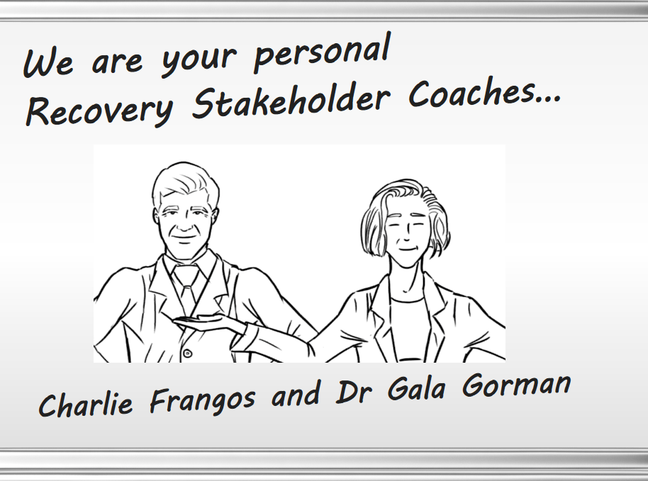 Addiction Recovery Stakeholder Coaches
